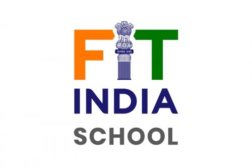 Fit India School Flag 1