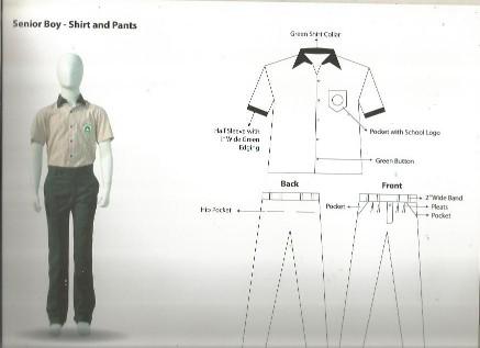 IV - X (Uniform Boy)